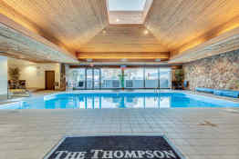Thompson Hotel & Conference Centre • Pool