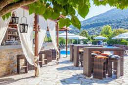 Skopelos Holidays Hotel • Bar