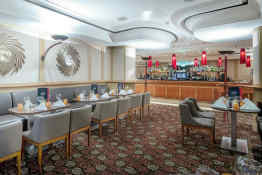 Hotel Riu Plaza The Gresham Dublin - Restaurant