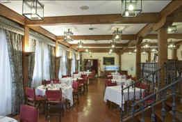 Parador de Santo Domingo de la Calzada • Restaurant