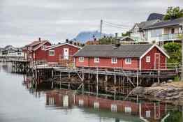 Svinoya Rorbuer Fishing Cabins