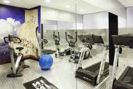 Heritage Lisboa Plaza • Gym