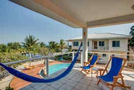 Laru Beya • Guestroom Balcony