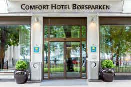 Comfort Borsparken • Exterior