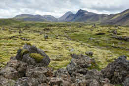 Laugarvatnshellir landscape