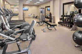 Hampton Inn by Hilton Halifax Fitness Center