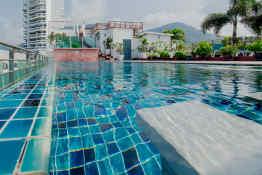 Aspery Hotel • Pool