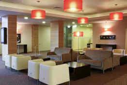 Hotel Novotel Lisboa • Lobby