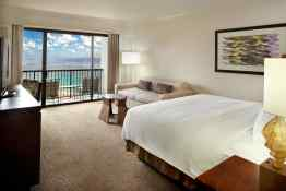 The Ali'i Ocean View Room