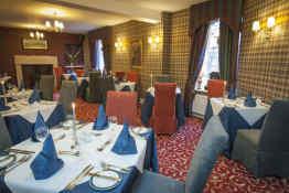 Loch Kinord Hotel - Dining Room
