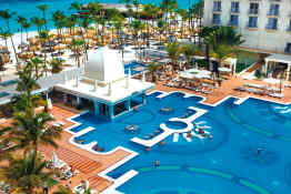 Hotel Riu Palace Aruba • Pool