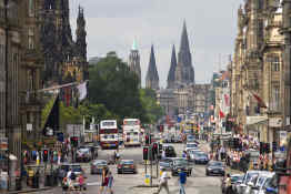 Edinburgh Sightseeing Bus Tour