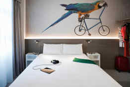 ibis Styles London Kensington Hotel Room