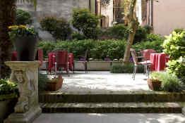 Amadeus Hotel • Garden