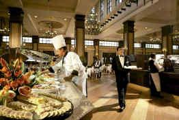 Hotel Riu Santa Fe • Restaurant