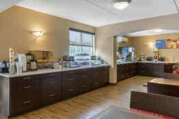Comfort Inn Boston - Breakfast Area