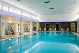 Tre-Ysgawen Hall • Pool