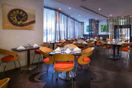 Rendezvous Hotel Christchurch • Restaurant