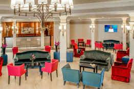 Hotel Cristoforo Colombo • Lobby