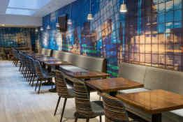Fairfield Inn & Suites by Marriott NY Manhattan-Central Park - Breakfast Area
