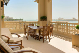 Grand Hyatt Doha Hotel & Villas • Executive Suite King Balcony