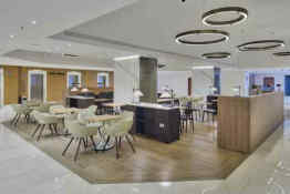 Hilton London Metropole • Lobby