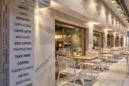 Olive Green Hotel • Cafe