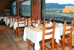 Hosteria Posta Sur • Restaurant