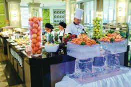 Hotel Riu Palace Aruba • Restaurant