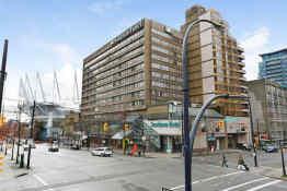 Sandman Hotel Downtown Vancouver City Center
