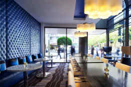 Le Meridien San Francisco • Lounge