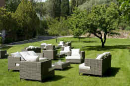 ATH Green Park Hotel Pamphili • Patio