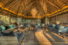 Desert & Delta Safaris: Camp Moremi Game Reserve