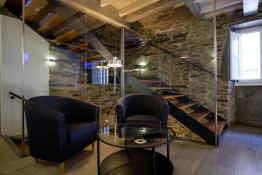 Pension Domus Gallery • Lounge