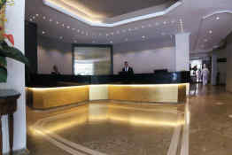 Hotel Poblado Plaza • Reception