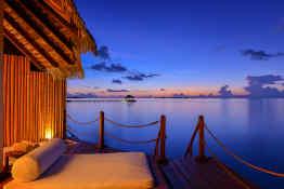 Adaaran Prestige Water Villas • Balcony
