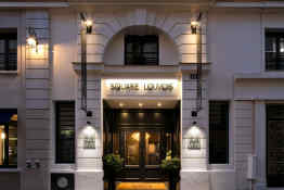 Hotel Square Louvois Paris