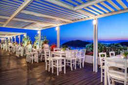 Skiathos Palace Hotel • ''White View'' Grill Restaurant