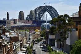 The Rocks • Sydney, Australia