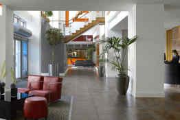 Radisson Blu Cardiff • Lobby