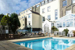Fourcroft Hotel • Pool