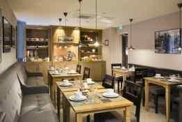 Hotel Albert 1ER • Breakfast Room