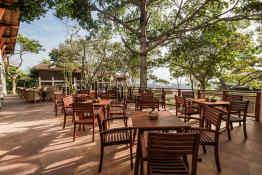 Pacaya Lodge and Spa • Patio