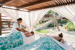 Hilton Los Cabos Beach & Golf Resort, Beachside Spa Treatment
