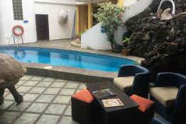 Grand Hotel Lobo De Mar Santa Cruz Island • Pool Area