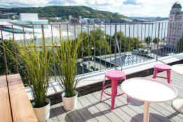 Comfort Borsparken • Rooftop