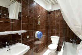 Ambassadeur Hotel • Bathroom