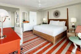 Hilton Cabana Miami Beach, King Guestroom