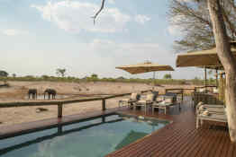 Desert & Delta Safaris Savute Safari Lodge - Chobe National Park