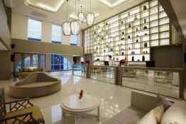 Prime Hotel Central Station Bangkok • Lobby